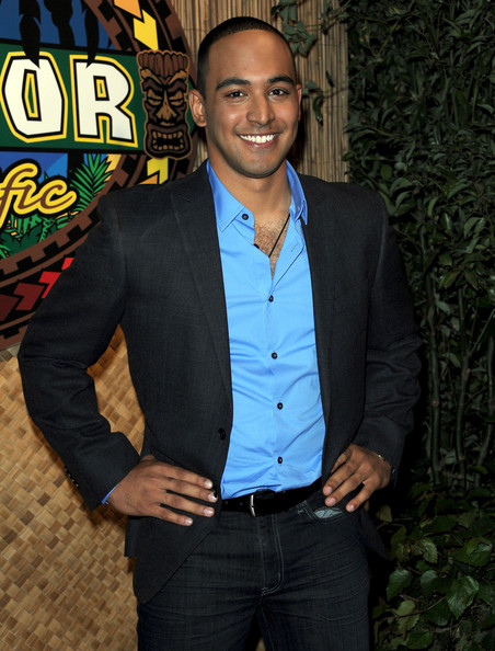 Albert Destrade of Survivor South Pacific